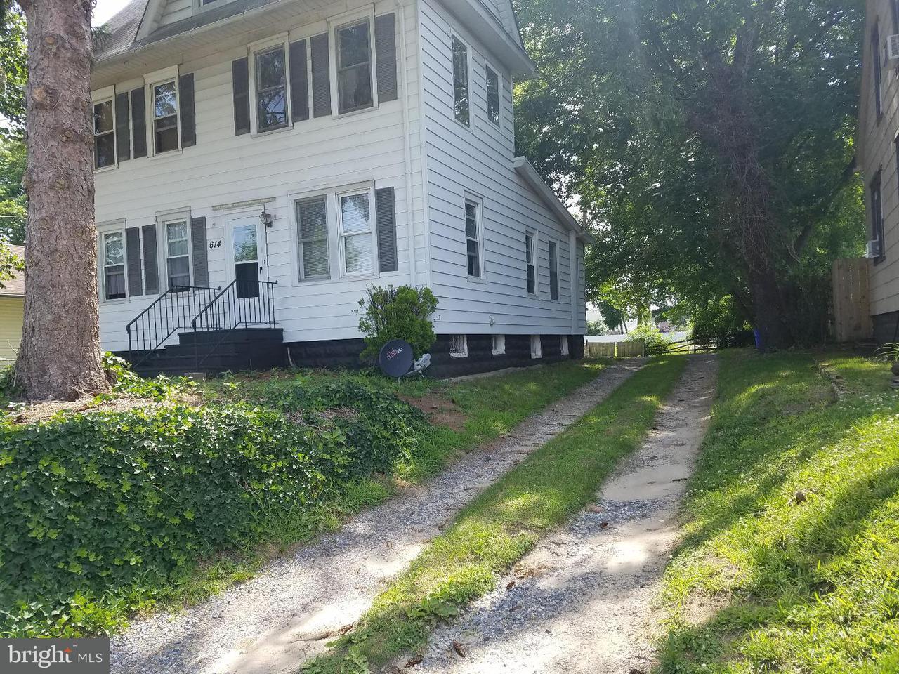 独户住宅 为 出租 在 614 BELL RD #2ND FL Mount Ephraim, 新泽西州 08059 美国