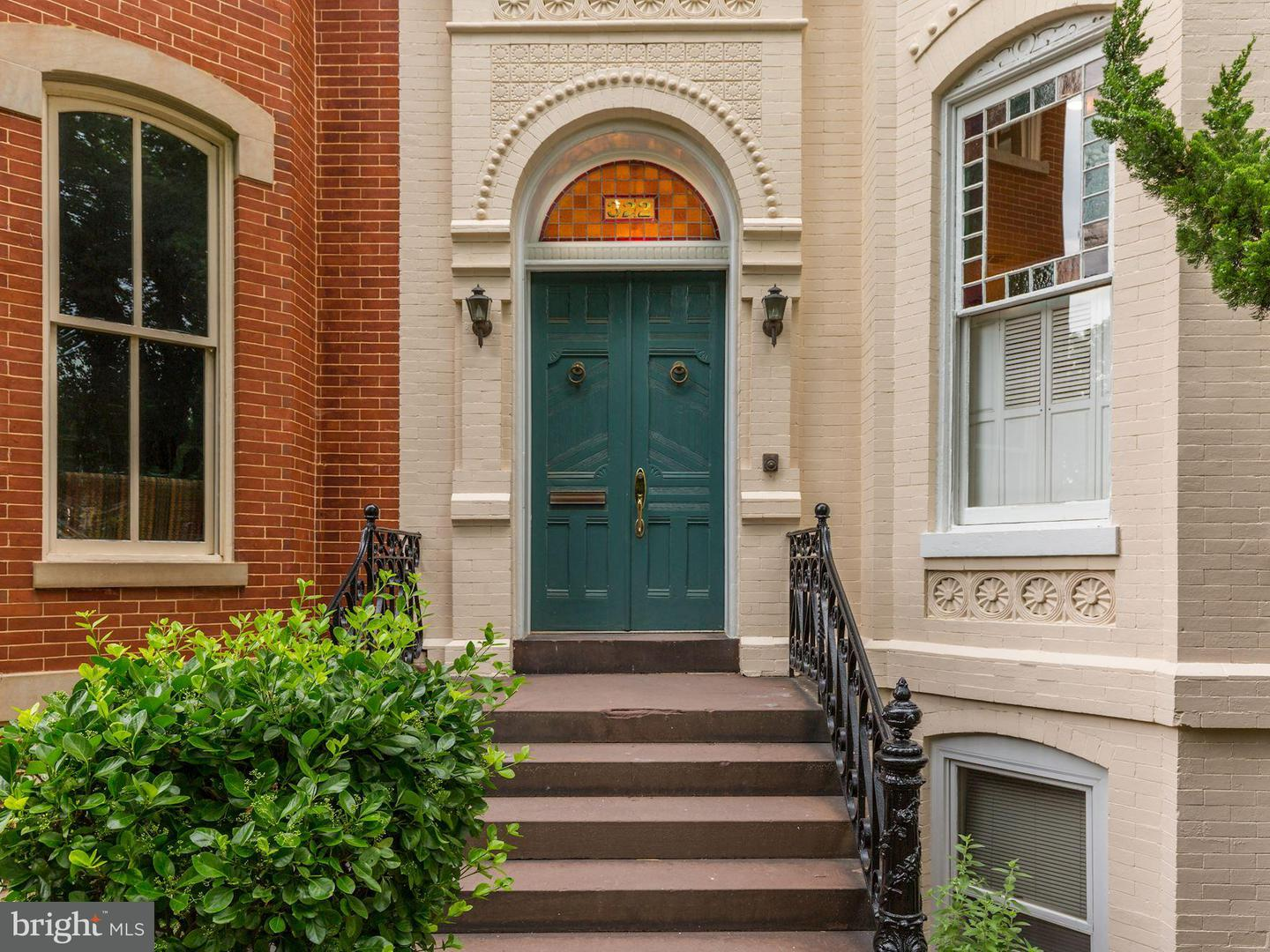 Single Family for Sale at 322 East Capitol St NE Washington, District Of Columbia 20003 United States