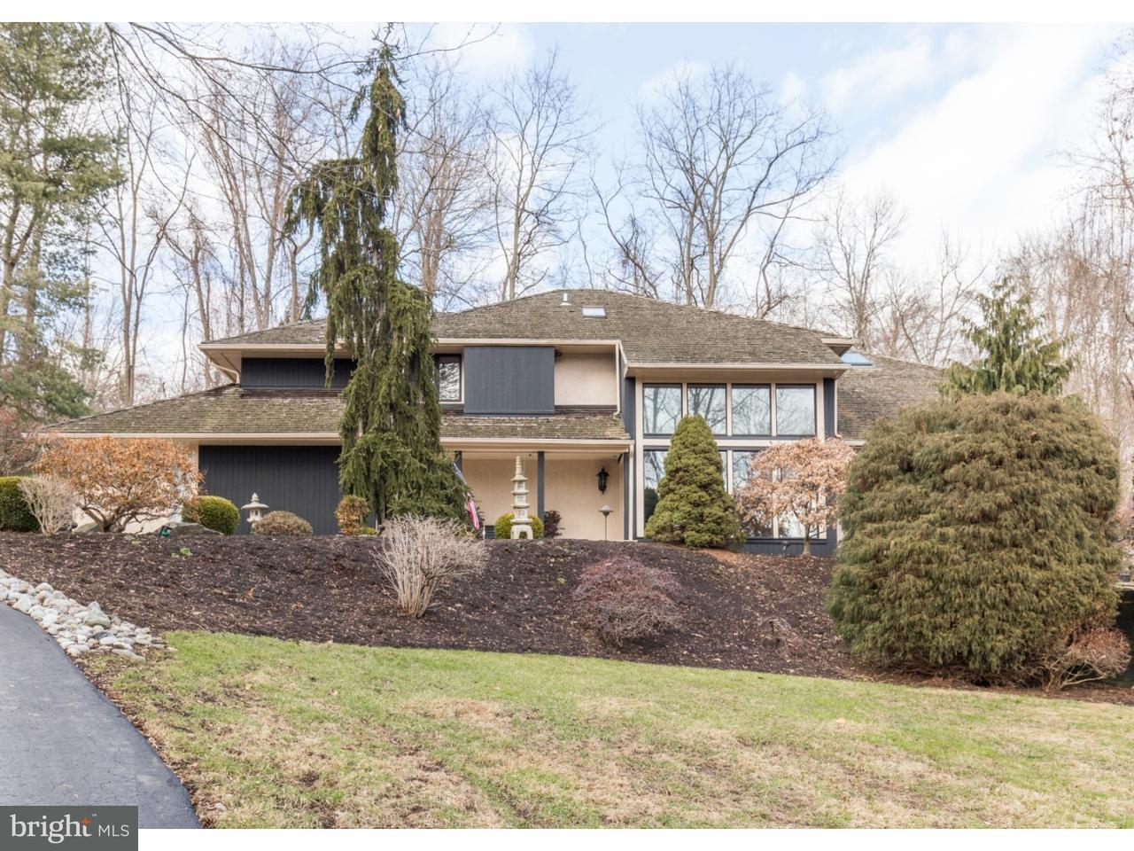 Photo of home for sale at 3 Lakeview Place, Newtown Square PA