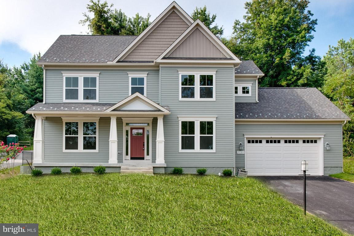 Single Family Home for Sale at 13610 New Windsor Road 13610 New Windsor Road Union Bridge, Maryland 21791 United States