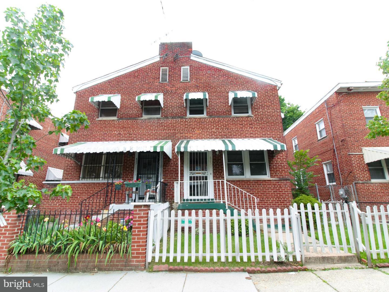 Single Family for Sale at 625 Darrington St SE Washington, District Of Columbia 20032 United States