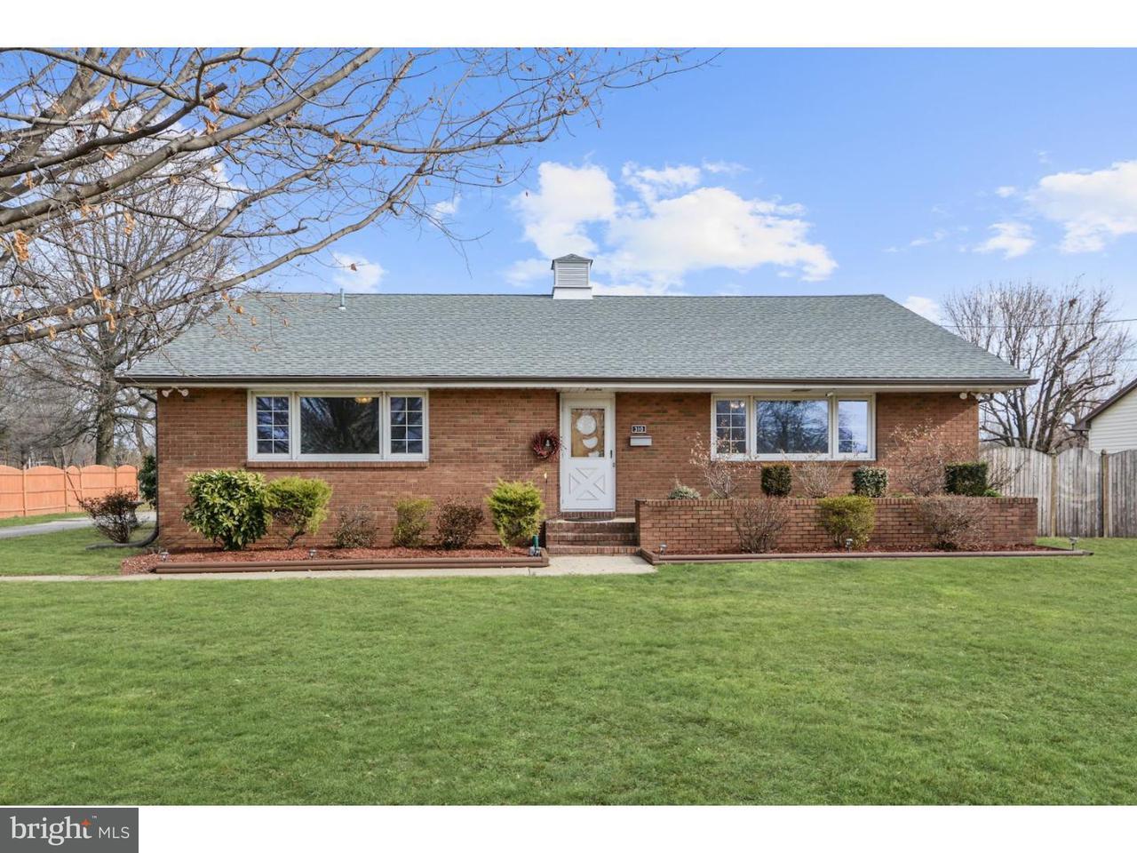 Casa Unifamiliar por un Venta en 310 HARMONY Road Gibbstown, Nueva Jersey 08027 Estados Unidos