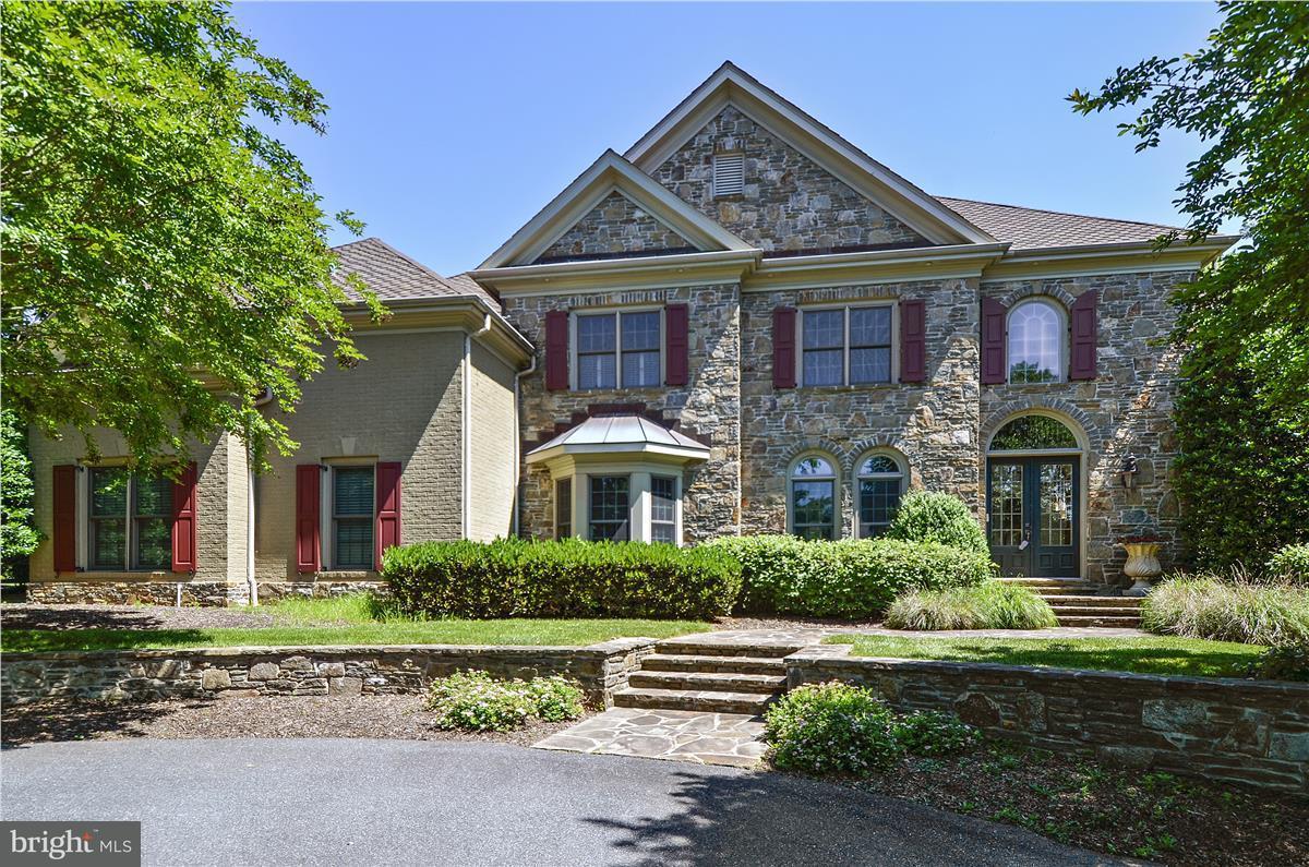 Частный односемейный дом для того Продажа на 1506 Sunningdale Way 1506 Sunningdale Way Bel Air, Мэриленд 21015 Соединенные Штаты