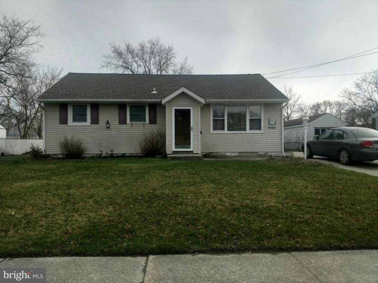 Casa Unifamiliar por un Alquiler en 236 GRAND Avenue Blackwood, Nueva Jersey 08012 Estados Unidos