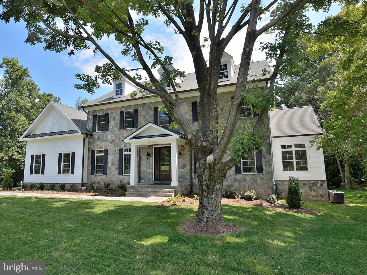 Single Family Home for Sale at 10331 Carol Street 10331 Carol Street Great Falls, Virginia 22066 United States
