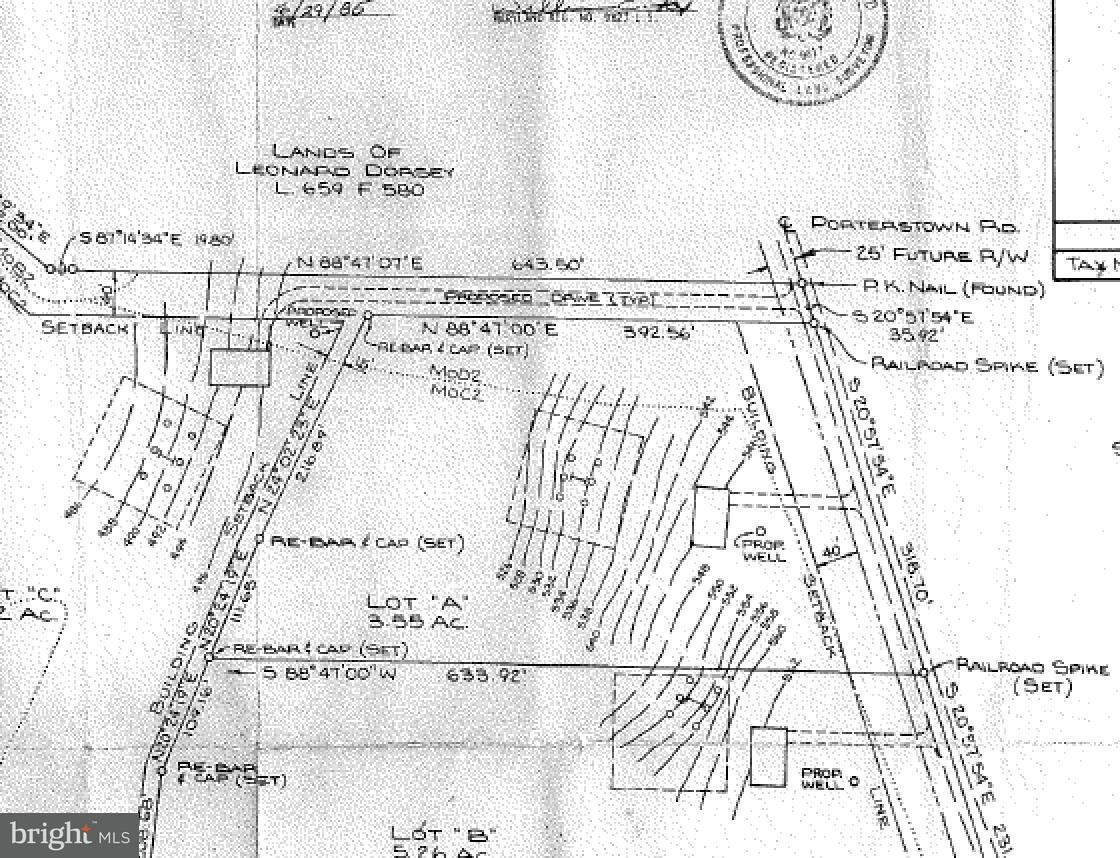 Land for Sale at Porterstown Rd Keedysville, Maryland 21756 United States