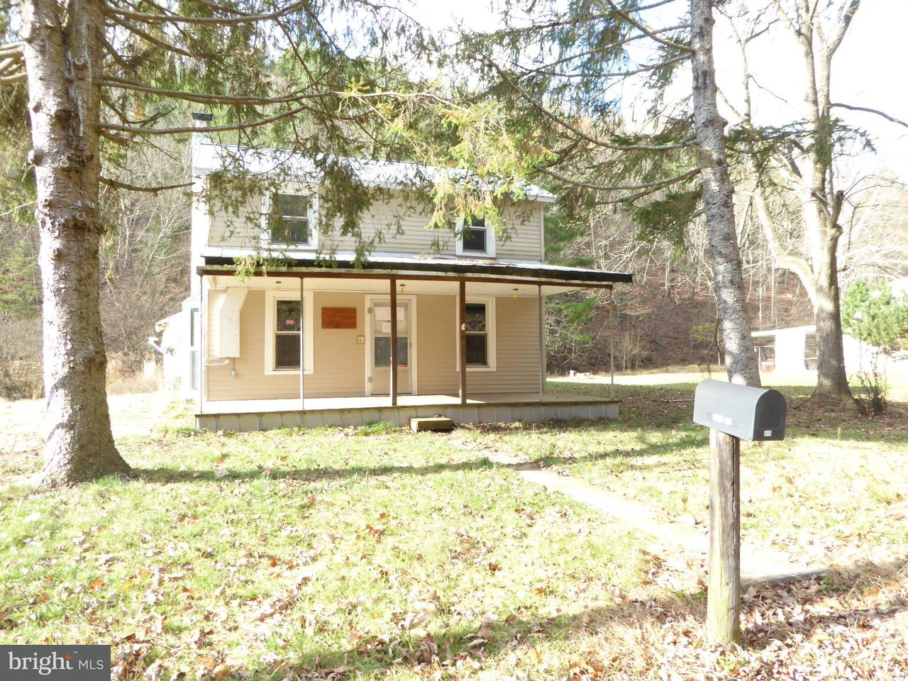 Single Family for Sale at 913 Horn Camp Rd Kirby, West Virginia 26755 United States