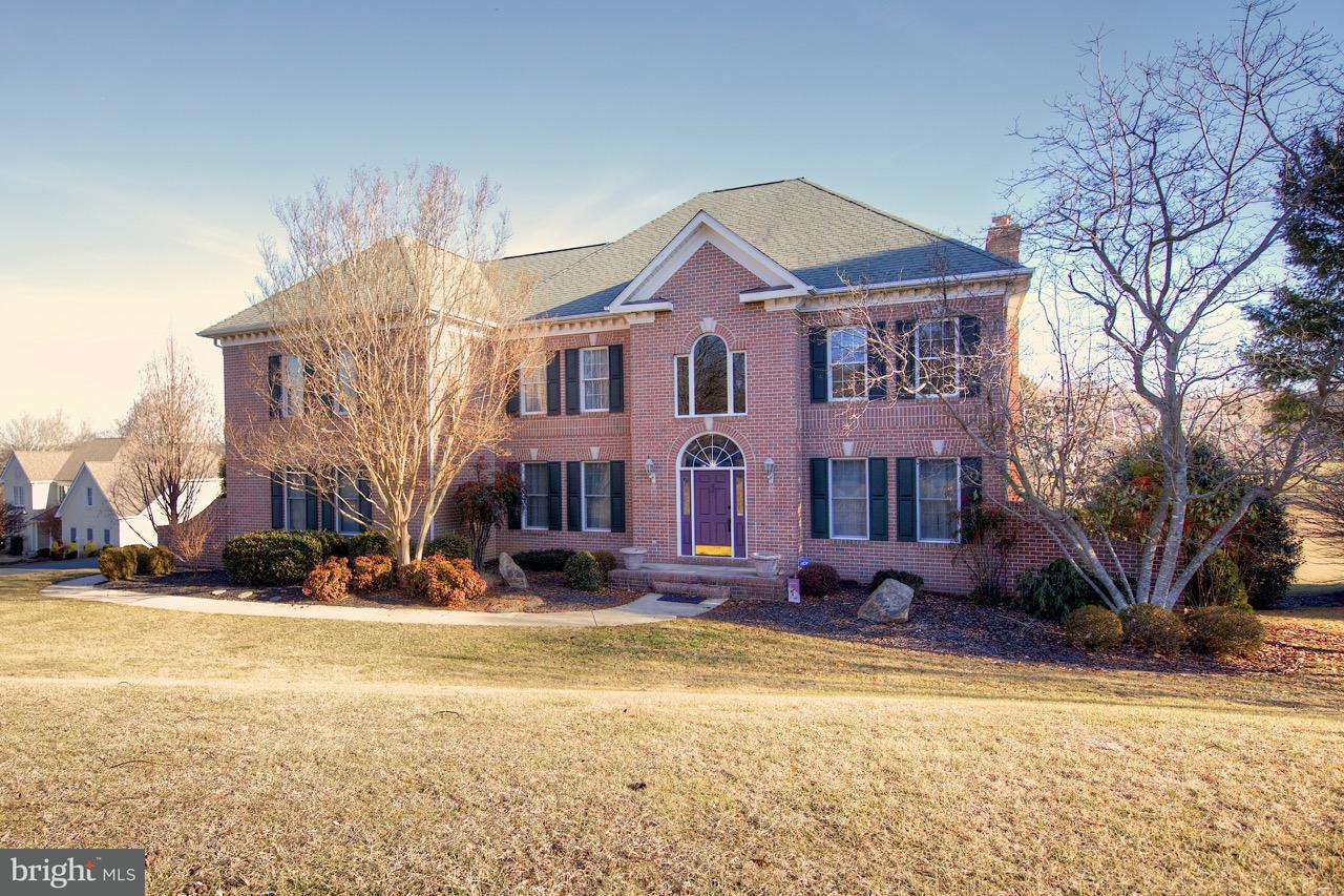 Частный односемейный дом для того Продажа на 1408 Royal Troon Court 1408 Royal Troon Court Bel Air, Мэриленд 21015 Соединенные Штаты
