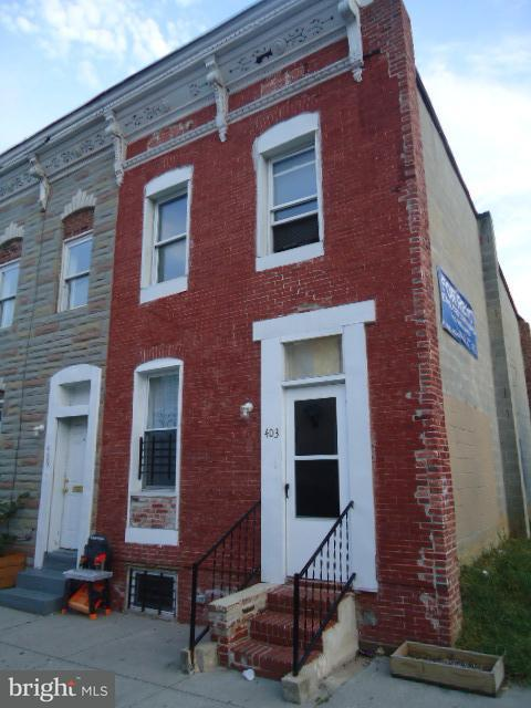 Other Residential for Rent at 403 Pitman Pl Baltimore, Maryland 21202 United States