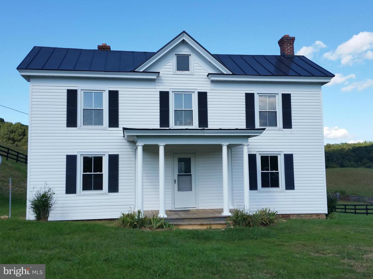Other Residential for Rent at 11466 Putnams Mill Rd Hume, Virginia 22639 United States