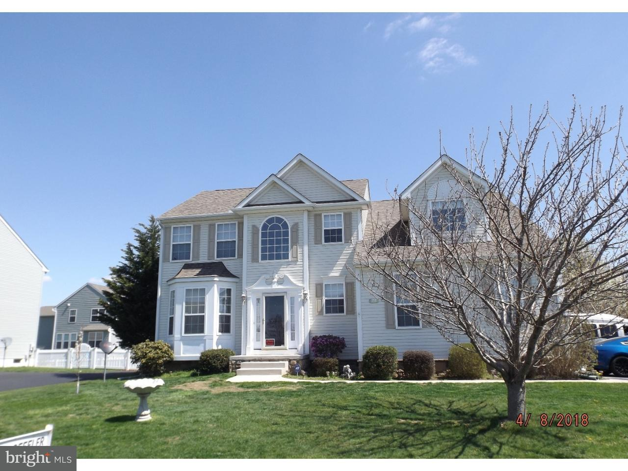 Частный односемейный дом для того Продажа на 75 BELFRY Drive Felton, Делавэр 19943 Соединенные Штаты
