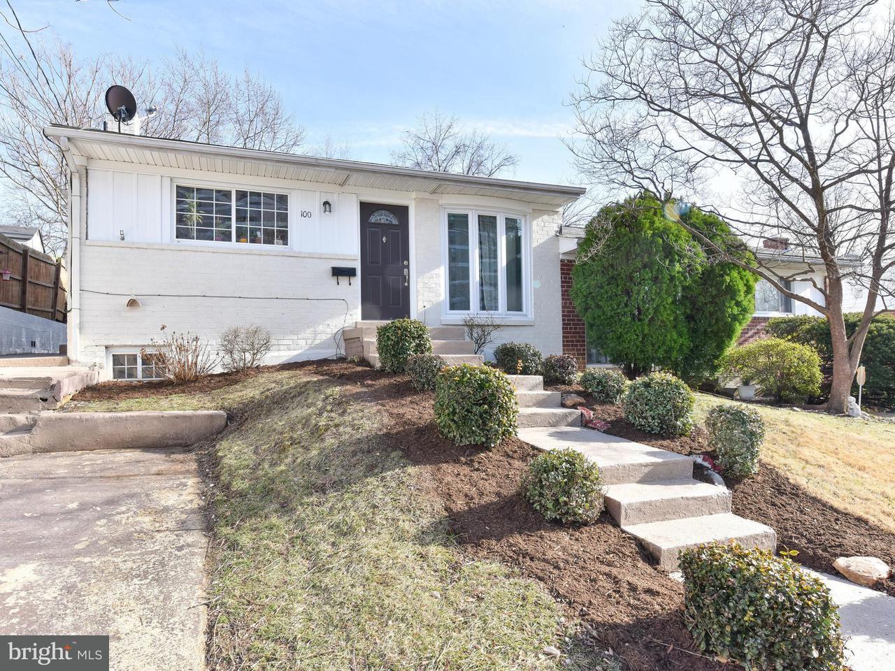 Doppelhaus für Verkauf beim 100 Jordan St S 100 Jordan St S Alexandria, Virginia 22304 Vereinigte Staaten