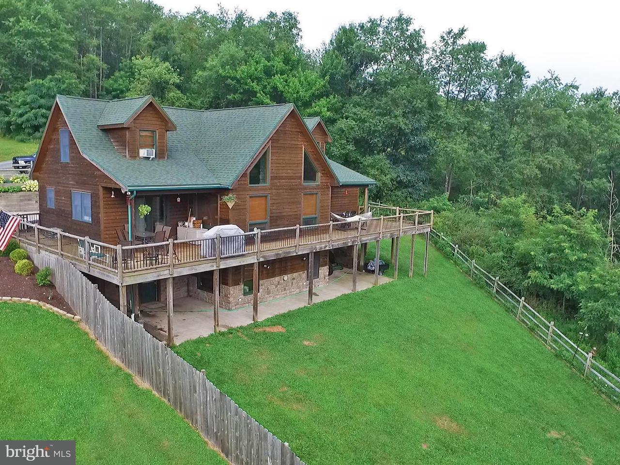 Single Family for Sale at 318 Glenwood Ridge Rd Accident, Maryland 21520 United States