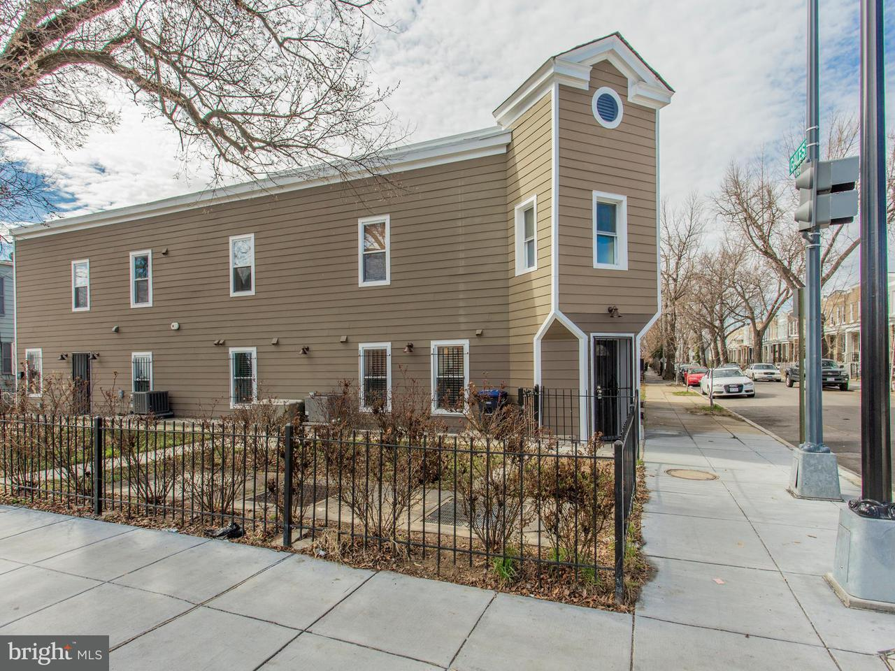 Single Family for Sale at 1671 Gales St NE #1 Washington, District Of Columbia 20002 United States