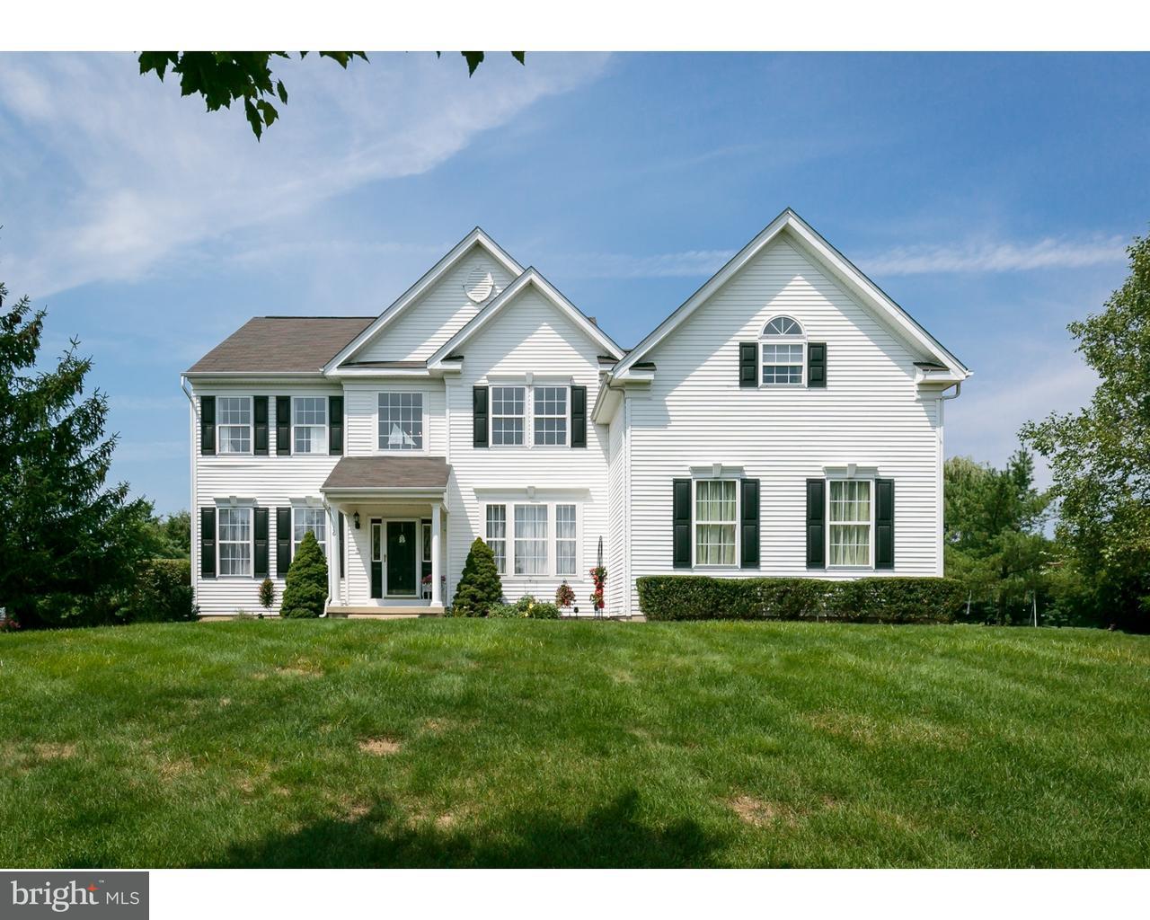 Maison unifamiliale pour l Vente à 16 AZALEA Drive Lumberton, New Jersey 08048 États-Unis