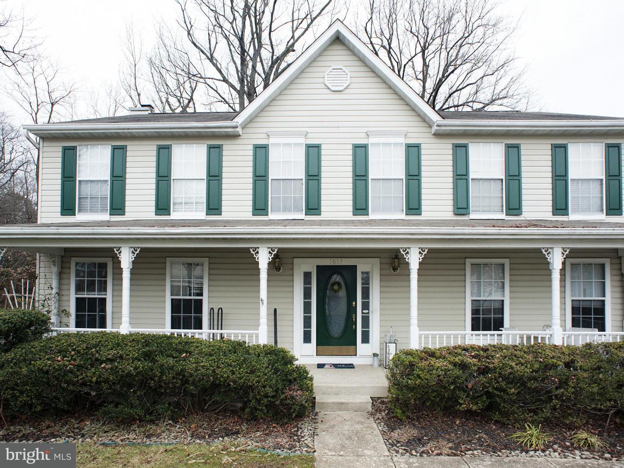 獨棟家庭住宅 為 出售 在 1611 Trumbulls Court 1611 Trumbulls Court Crofton, 馬里蘭州 21114 美國