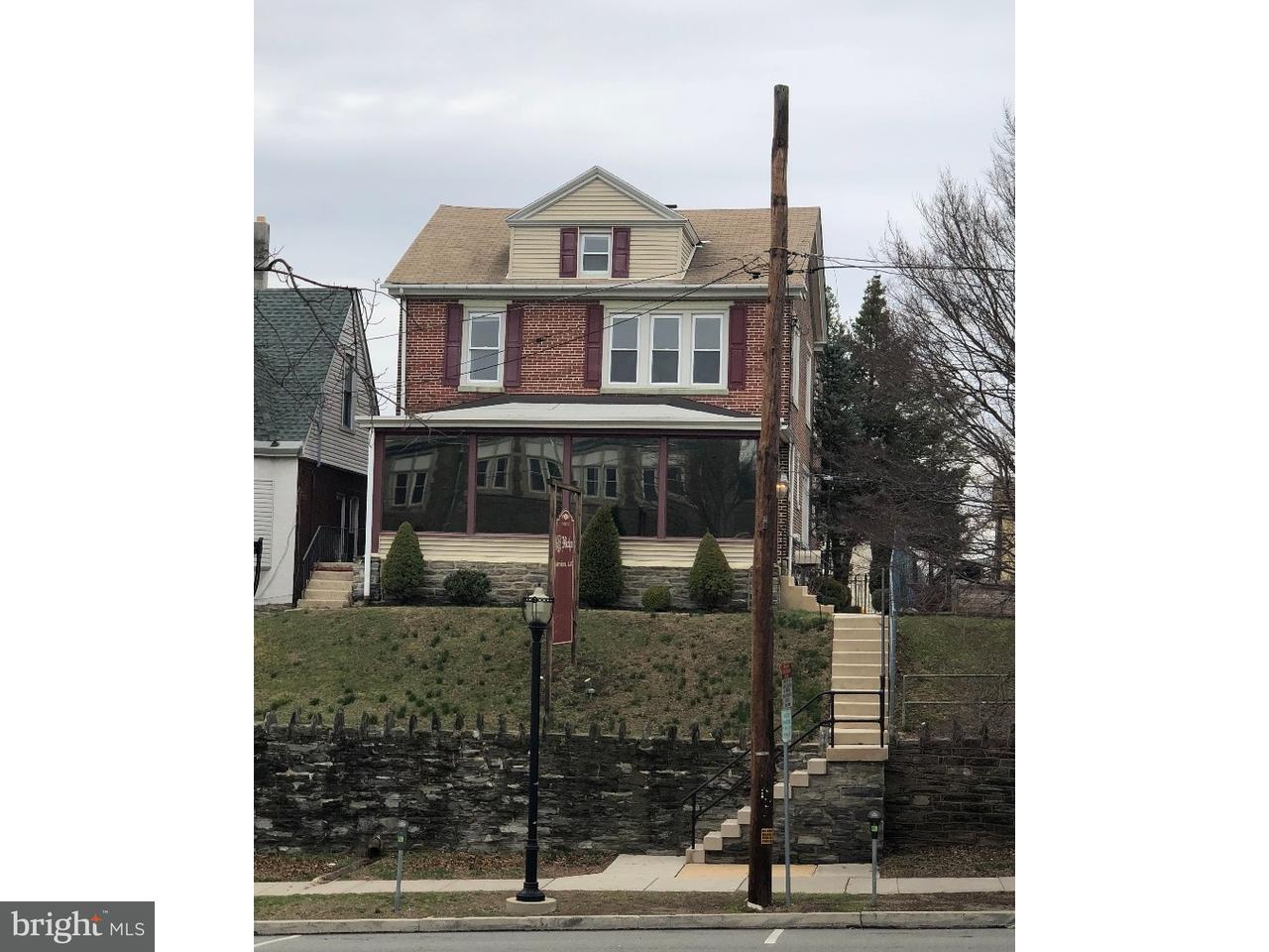 Einfamilienhaus für Verkauf beim 214 FAYETTE Street Conshohocken, Pennsylvanien 19428 Vereinigte Staaten