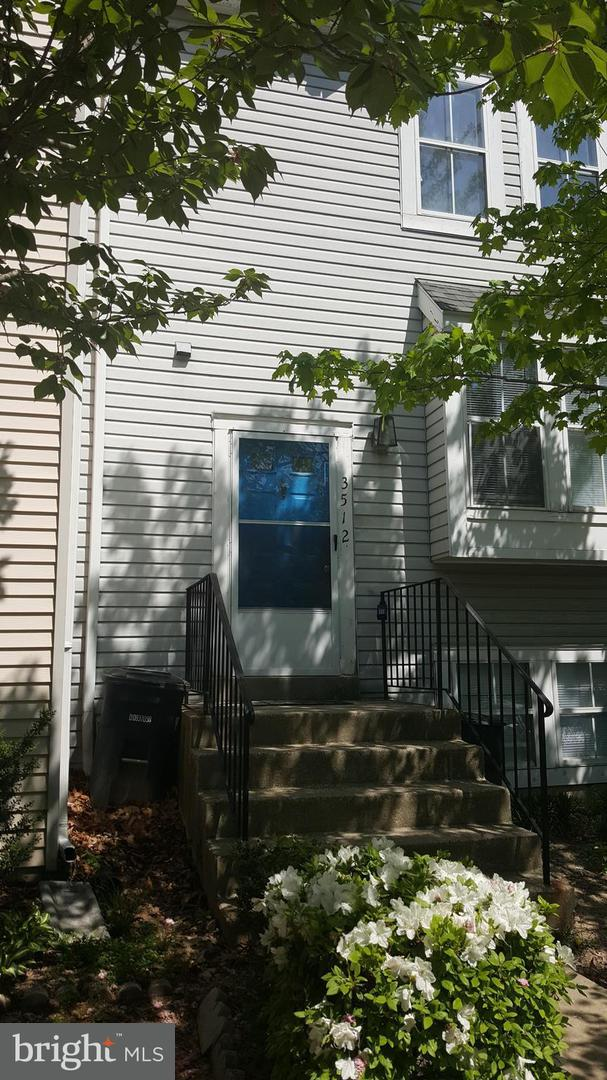 Other Residential for Rent at 3512 Cherry Hill Ct Beltsville, Maryland 20705 United States
