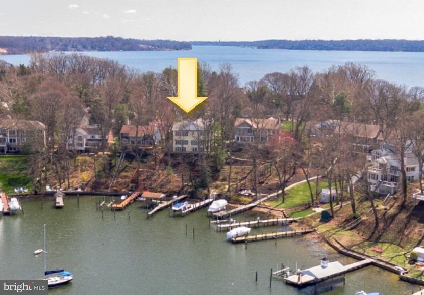 獨棟家庭住宅 為 出售 在 151 Boone Trail 151 Boone Trail Severna Park, 馬里蘭州 21146 美國