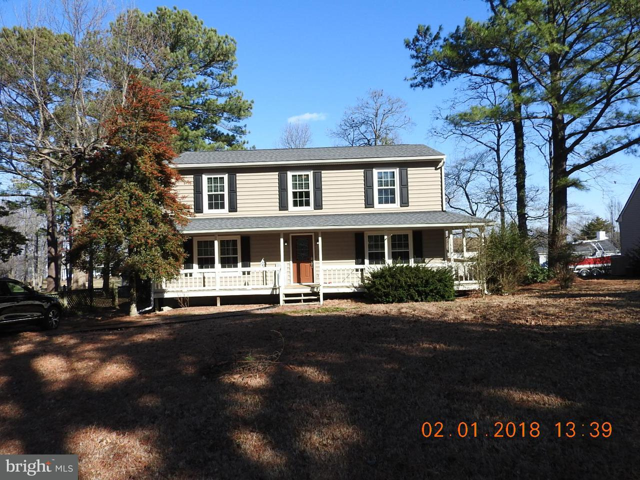 Other Residential for Rent at 355 Haulover Cir Montross, Virginia 22520 United States