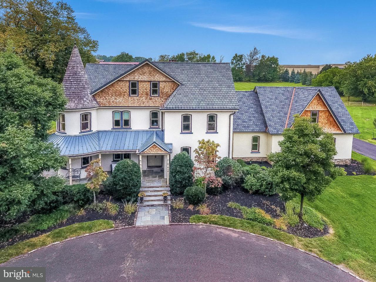 Tek Ailelik Ev için Satış at 1545 N TROOPER Road Norristown, Pennsylvania 19403 Amerika Birleşik Devletleri