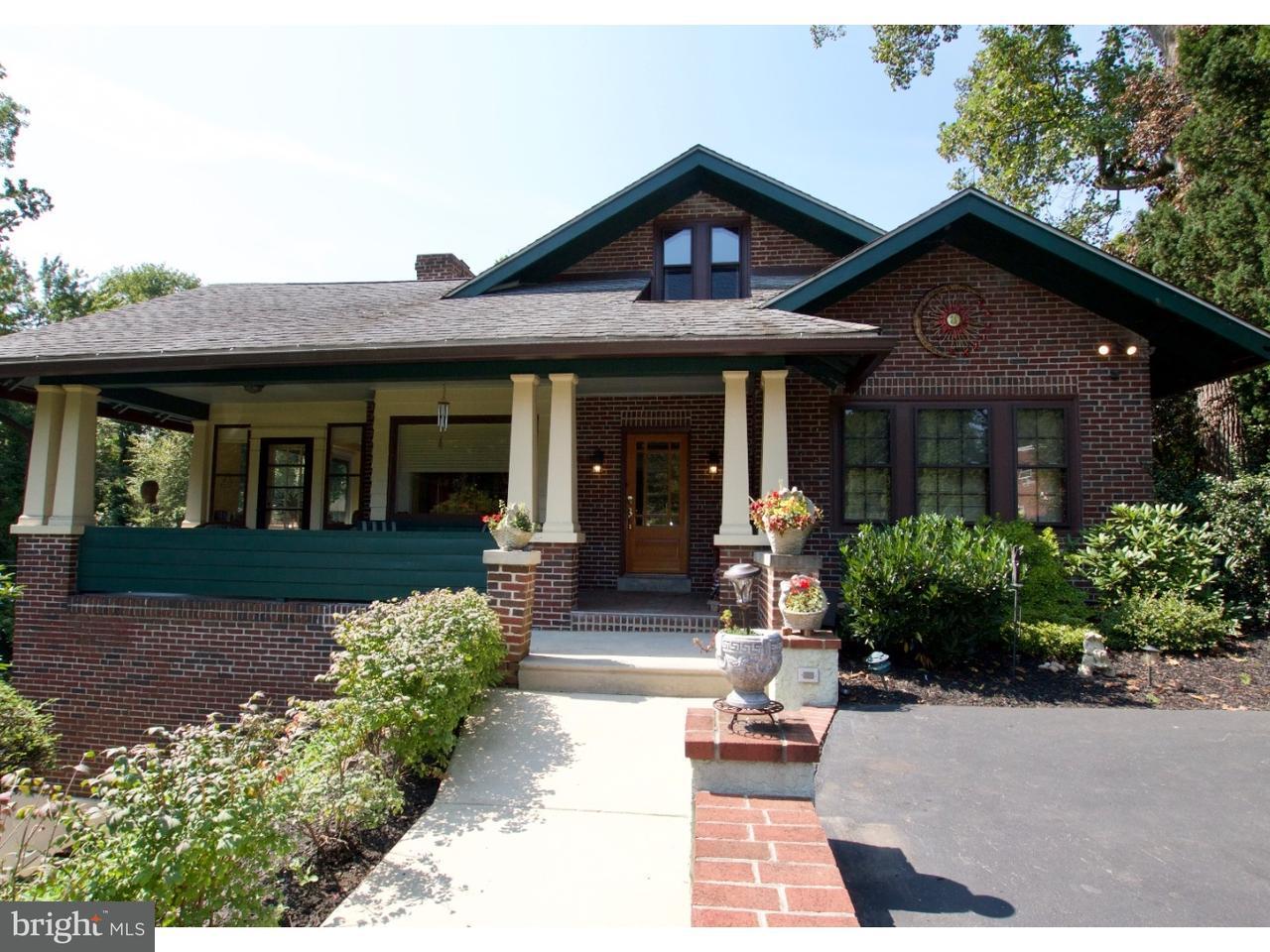 Tek Ailelik Ev için Satış at 422 S WOODBINE Avenue Narberth, Pennsylvania 19072 Amerika Birleşik Devletleri