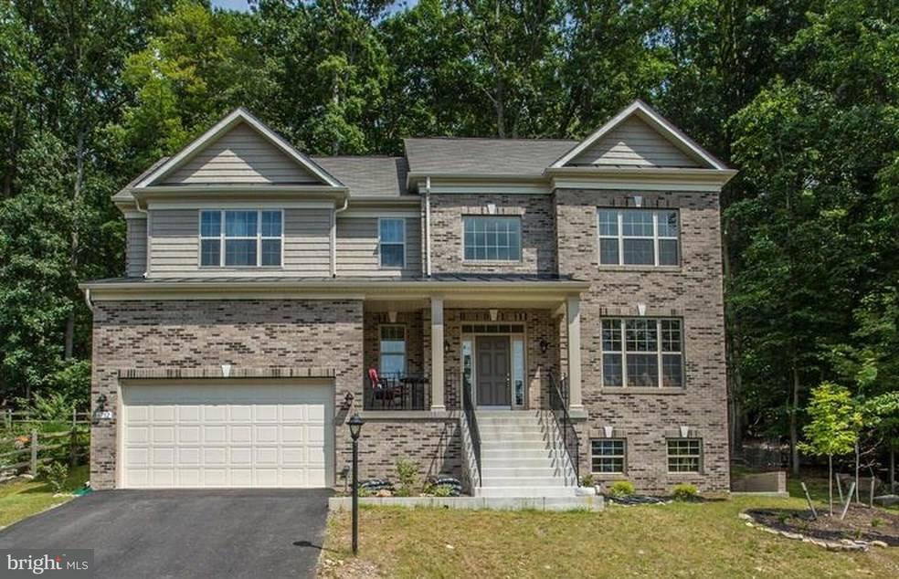 Casa Unifamiliar por un Venta en 6622 Accipiter Drive 6622 Accipiter Drive New Market, Maryland 21774 Estados Unidos