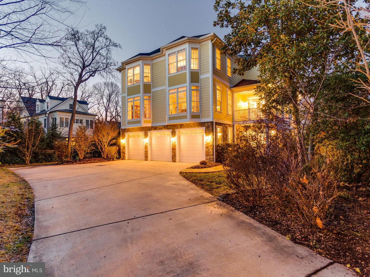 Single Family Home for Sale at 1717 22nd St N 1717 22nd St N Arlington, Virginia 22209 United States