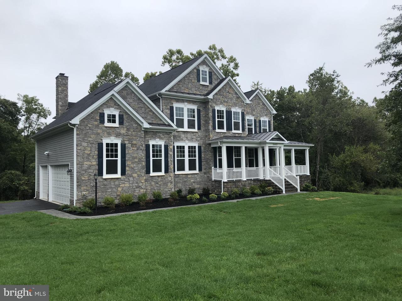 단독 가정 주택 용 매매 에 21473 Rosedown Court 21473 Rosedown Court Middleburg, 버지니아 20117 미국