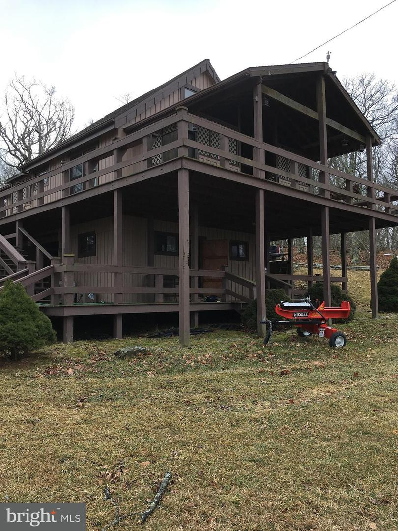 Single Family for Sale at 291 Mason Road Franklin, West Virginia 26807 United States
