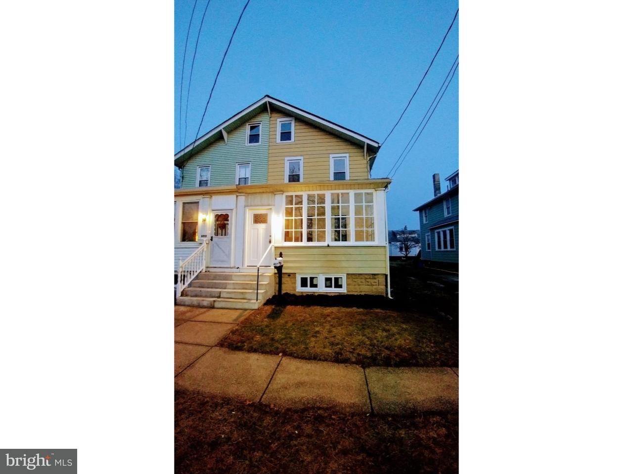 Townhouse for Sale at 407 HAAKON Road Brooklawn, New Jersey 08030 United States