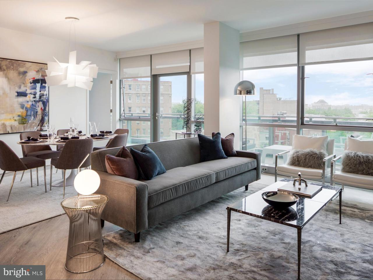 Condominium for Rent at 1901 Connecticut Ave NW #1020 Washington, District Of Columbia 20009 United States
