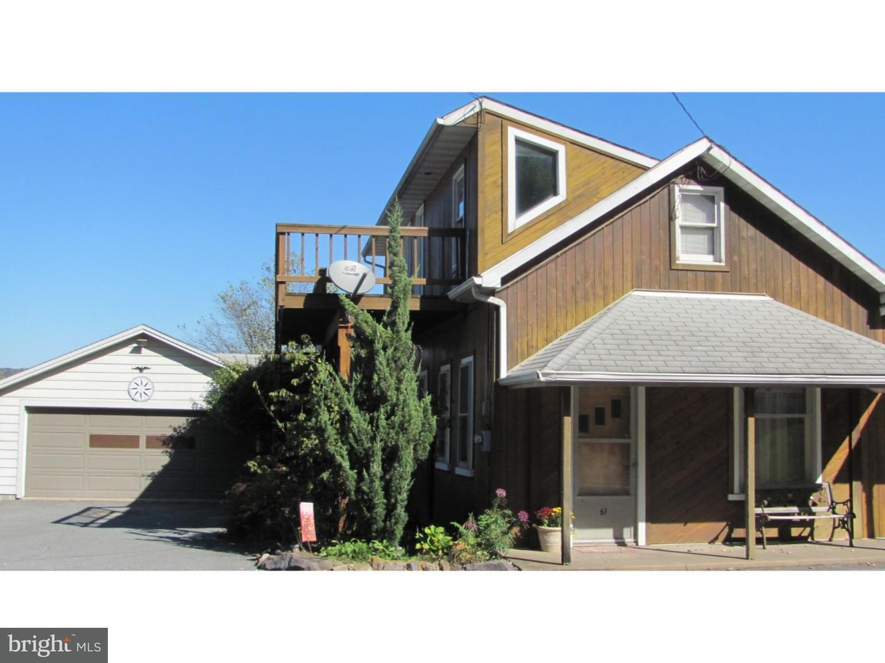 独户住宅 为 销售 在 51 W PENN Street Lenhartsville, 宾夕法尼亚州 19534 美国