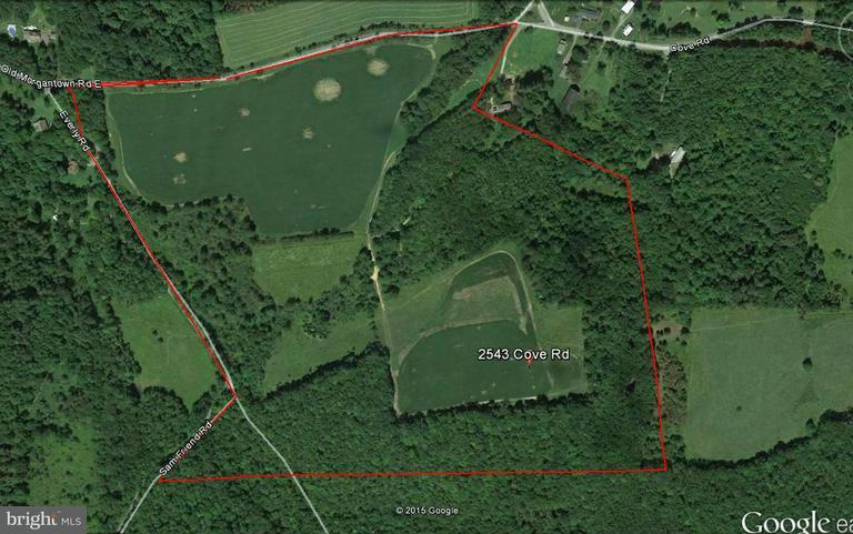 Land for Sale at Old Morgantown Rd Accident, Maryland 21520 United States
