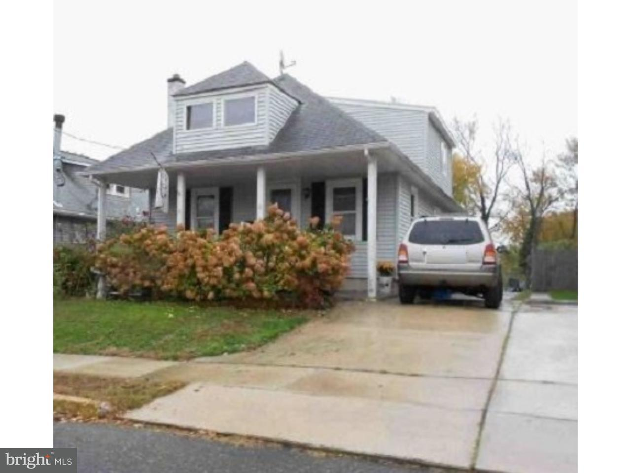 Single Family Home for Sale at 9 E HAINES Avenue Barrington, New Jersey 08007 United States