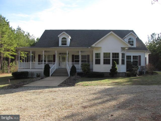 Single Family for Sale at 2429 Deshazo Rd King And Queen Court House, Virginia 23085 United States