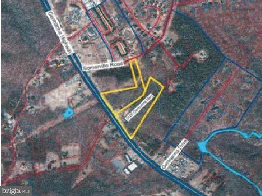 Commercial pour l Vente à 3125 Germanna Hwy 3125 Germanna Hwy Locust Grove, Virginia 22508 États-Unis