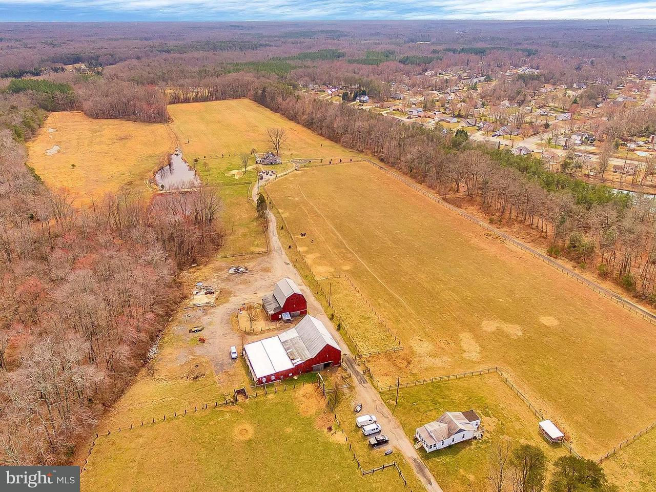 Farm for Sale at 9205 Cedarville Road 9205 Cedarville Road Brandywine, Maryland 20613 United States