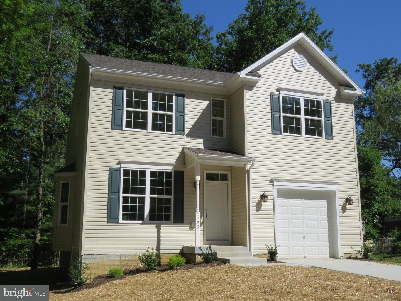 Single Family for Sale at Lot 2 Oak Ave Gwynn Oak, Maryland 21207 United States