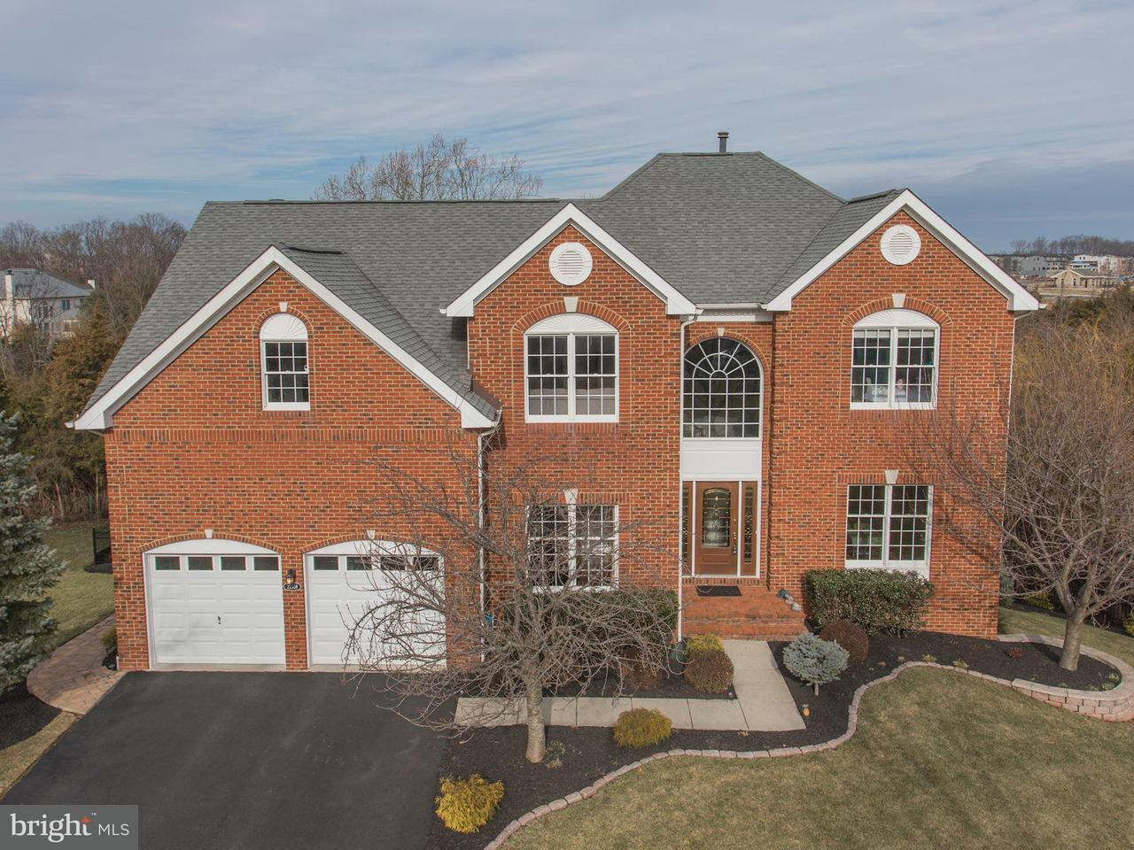 Single Family Home for Sale at 22559 Hughesville Manor Court 22559 Hughesville Manor Court Ashburn, Virginia 20148 United States