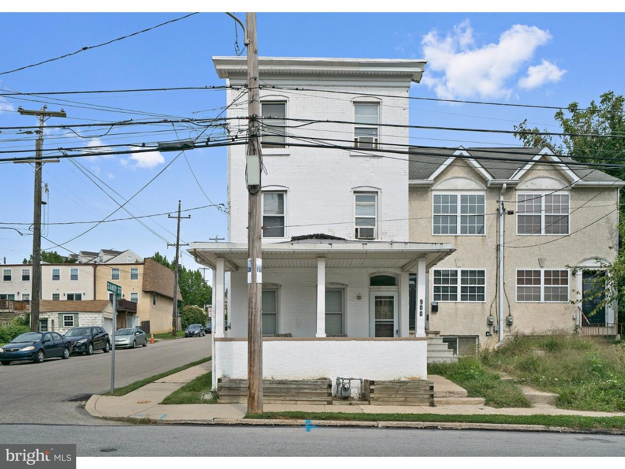 Single Family Home for Sale at 900 E HECTOR Street Conshohocken, Pennsylvania 19428 United States
