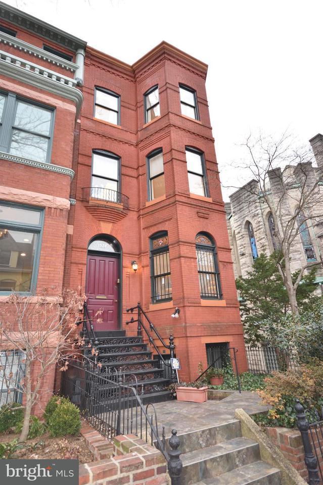 多戶家庭房屋 為 出售 在 1528 Corcoran St Nw 1528 Corcoran St Nw Washington, 哥倫比亞特區 20009 美國