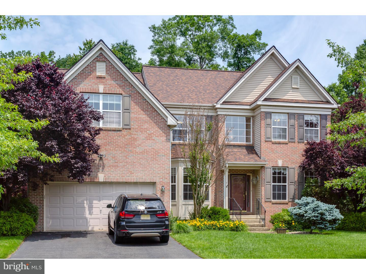 Single Family Home for Sale at 7 RIDING RUN Drive Evesham Twp, New Jersey 08053 United States