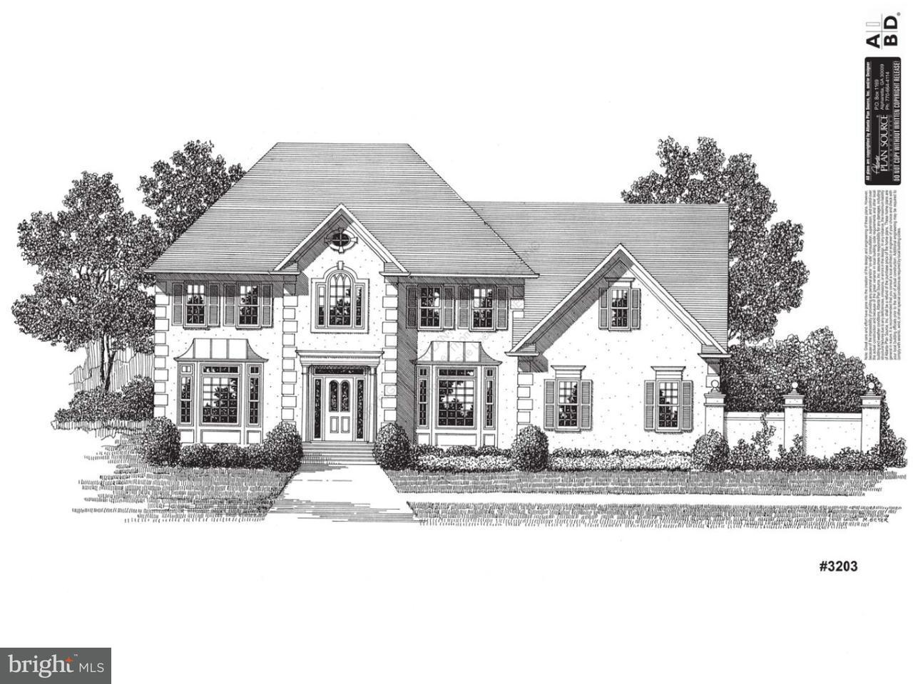 Maison unifamiliale pour l Vente à 209 WAYSIDE Lane Lincoln University, Pennsylvanie 19352 États-Unis