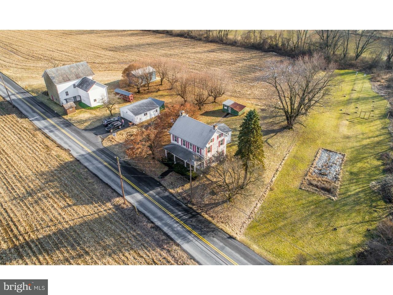 Farm for Sale at 4324 CHESTNUT HILL Road Center Valley, Pennsylvania 18034 United States