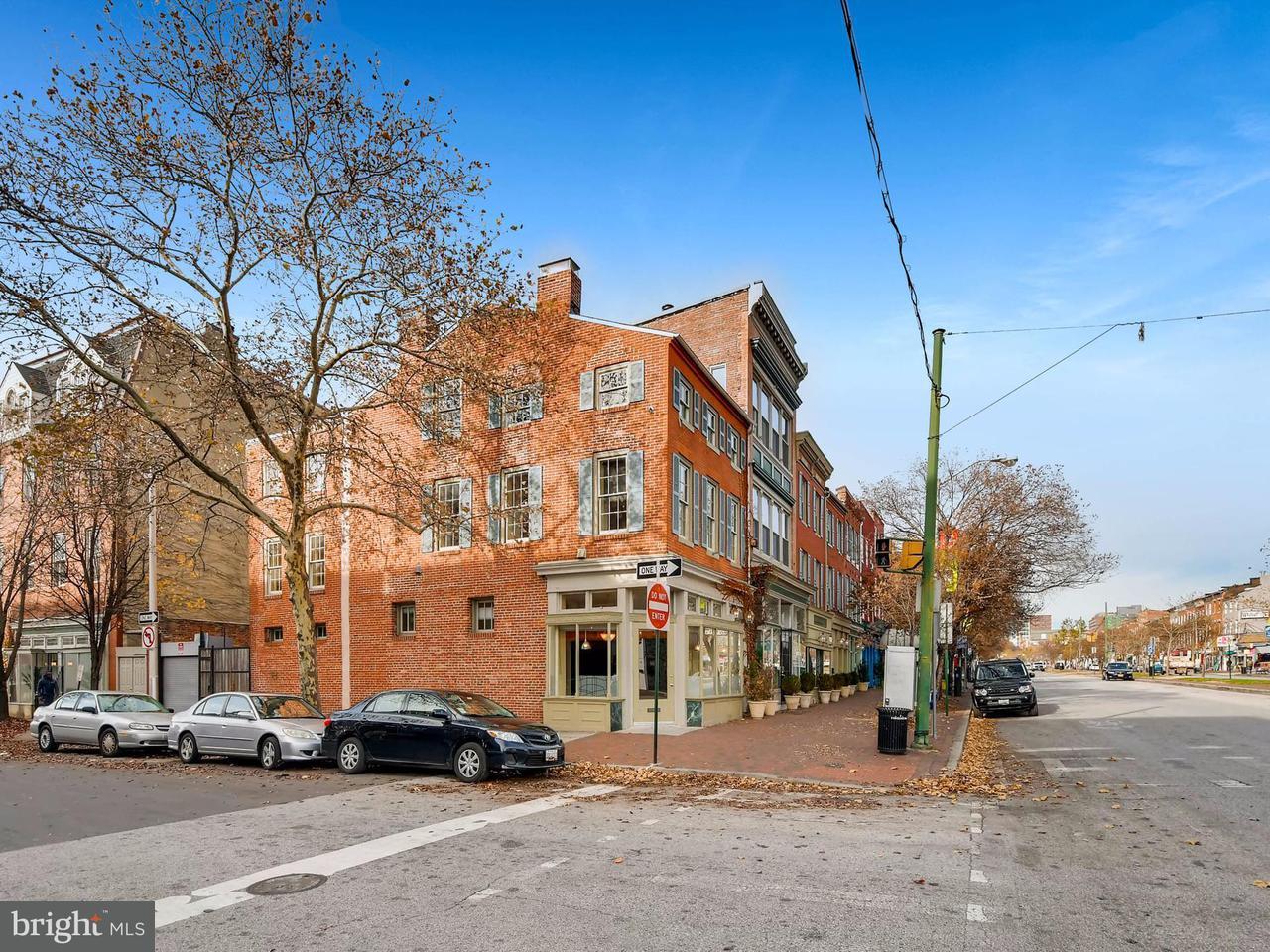 Herenhuis voor Verkoop een t 330 Broadway S 330 Broadway S Baltimore, Maryland 21231 Verenigde Staten