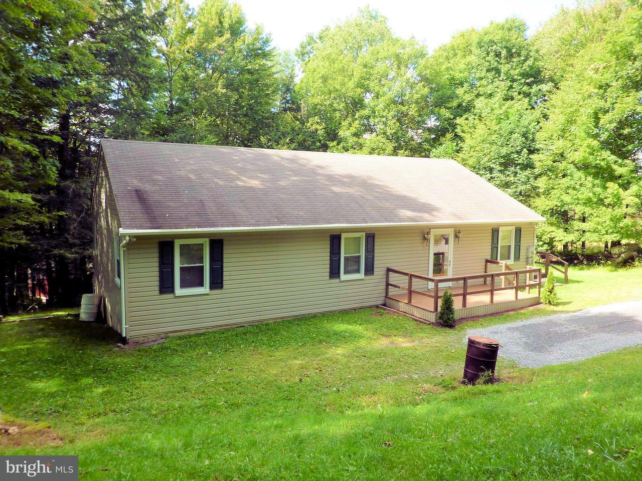 Single Family for Sale at 1391 Sale Barn Rd Accident, Maryland 21520 United States