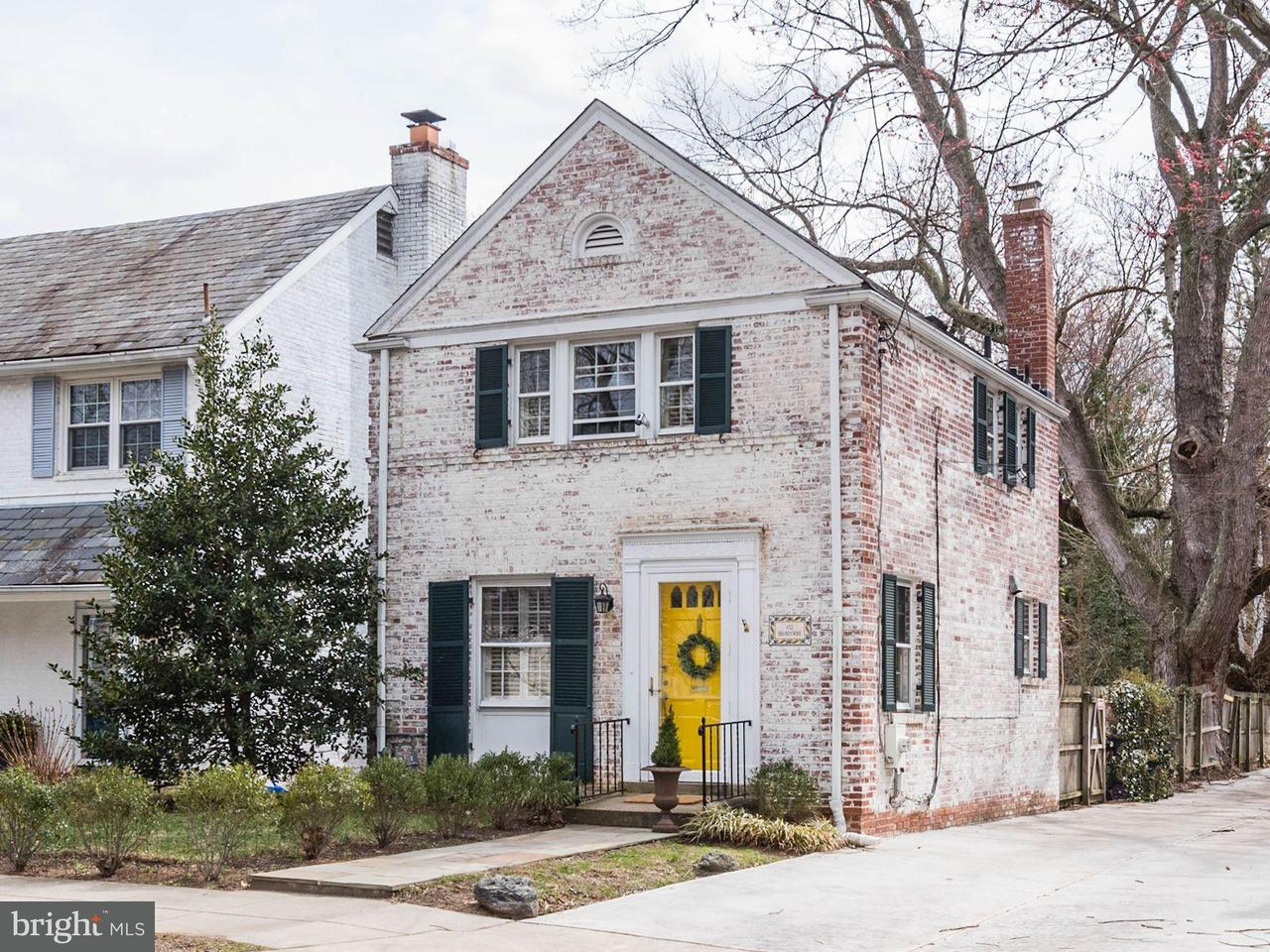 Single Family for Sale at 4722 Brandywine St NW Washington, District Of Columbia 20016 United States
