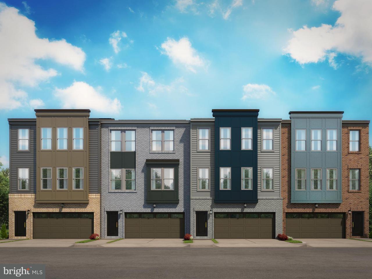 Σπίτι στην πόλη για την Πώληση στο 10525 Ratcliffe Trail 10525 Ratcliffe Trail Manassas, Βιρτζινια 20110 Ηνωμενεσ Πολιτειεσ
