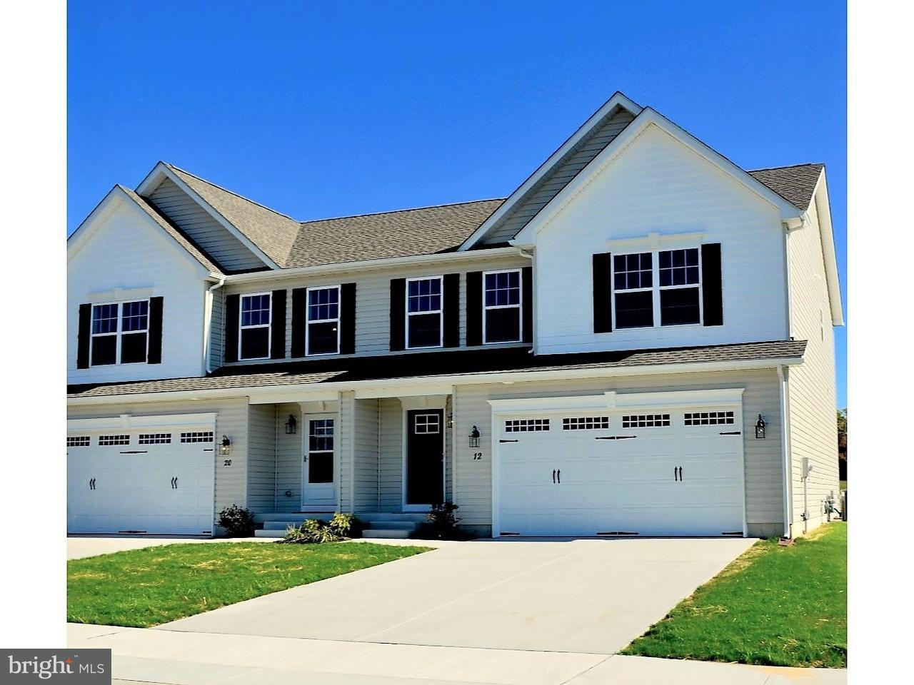 Townhouse for Rent at 36 RIPTIDE Court Frederica, Delaware 19946 United States